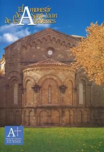 ESTEVE, Josep. <strong>El monestir de Sant Joan de les Abadesses.</strong> Junta del Monestir de Sant Joan de les Abadesses. Sant Joan de les Abadesses, 2005. 10 € (disponible en català, francès, anglès i castellà)