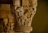 Capitell romànic del claustre