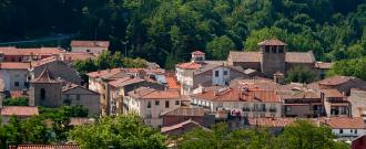 Monestir i vila de Sant Joan de les Abadesses